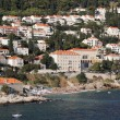 Stock Photo: Dubrovnik, Croatia, Ploce coastline and Banje beach