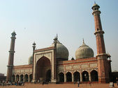 View of Jama Masjid in Delhi — Stock Photo