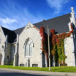 Holy Trinity Baptist Church Kingston Ontario Canada 19th century — Stock Photo