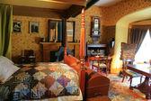 19e bovenklasse van de xix eeuw gerestaureerd historisch erfgoed huis ma — Stockfoto