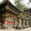 Japanese Shinto Buddhist temples in Nikko — Stock Photo #39983451