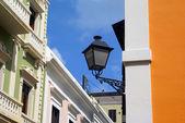 Streets of Old San Juan Puerto Rico — Stock Photo