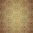 Brown elegant background — Imagen vectorial