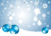 2013 ve kış — Stockvektor
