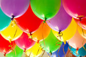 Colorful Balloons — Stockfoto