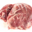 Fresh pork meat - Stock Photo