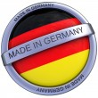 Made in germany — Stock Photo
