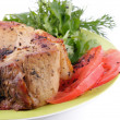 Juicy Pork Chop — Stock Photo