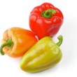 Stock Photo: Colored Bell Peppers