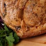 Glazed Roasted Pork — Stock Photo #13754355