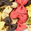 Stock Photo: Farfalle Pasta