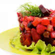 Beetroot Salad - Stockfoto