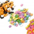 Arrangement of Sprinkles — Stock Photo