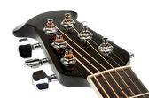 Fingerboard de la guitarra — Foto de Stock