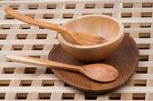Wood Kitchen Utensil — Stock Photo