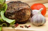 Roasted Beef — Stockfoto