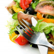 Vegetable Salad — Stockfoto #20535797