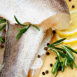 Raw Fish — Stockfoto #21029573