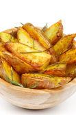 Potato Wedges — Stock Photo