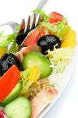 Salada de legumes — Fotografia Stock