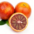 Foto de Stock  : Blood Oranges