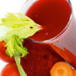Vegetable Juice — Stock Photo #22856696