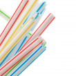 Foto Stock: Drinking Straws