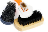 Cleaning Brushes — Stock Photo