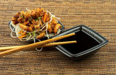 Chicken Teriyaki — Foto Stock