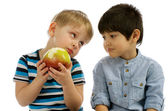 Do You Want an Apple too? — Stock Photo