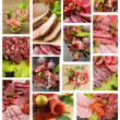 Meat and Sausages Collection — Stock Photo #25283693