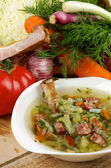 Cabbage Soup — Foto Stock