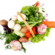 Vegetable Basket - Foto de Stock
