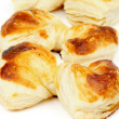 Stock Photo: Puff Pastry Bakery