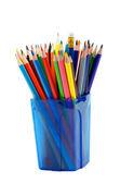 Kilka ołówków — Zdjęcie stockowe