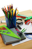 School Supplies — Stockfoto