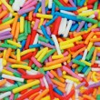 "Sprinkles ""Jimmies"" — Stock Photo"