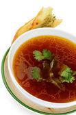 Zelenina bujónu — Stock fotografie