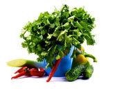 Świeże warzywa — Zdjęcie stockowe