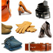 Collection of Clothes, Shoes and Accessories — Stock Photo #30987609