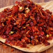 Dried Paprika — Foto de Stock