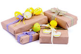 Easter Gifts — Stock Photo