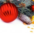 christmas theme — Stock Photo