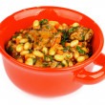 White Beans Stew — Stock Photo #34923109