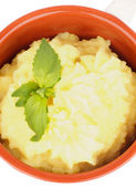 Mashed Potato — Stock Photo