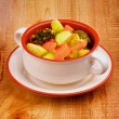 Rustic Stew — Stock Photo