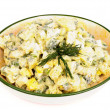 potato salad — Stock Photo