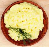 Puree ziemniaczanym — Zdjęcie stockowe