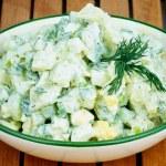 Potato Salad — Stock Photo #36144013