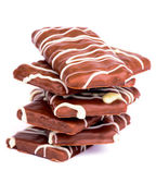 Choklad kex — Stockfoto